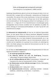 Gärrestausbringung - LAZBW Aulendorf