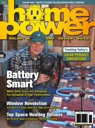 home power 157, october and november 2013 - Parent Directory