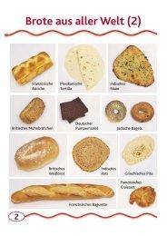 Brote aus aller Welt (2)