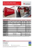 poly cafs twin agent - Rosenbauer International AG - Page 2