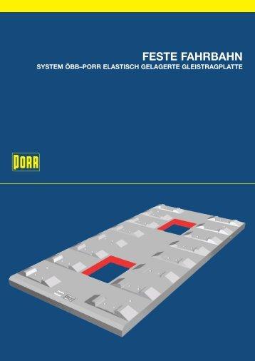FESTE FAHRBAHN - PORR