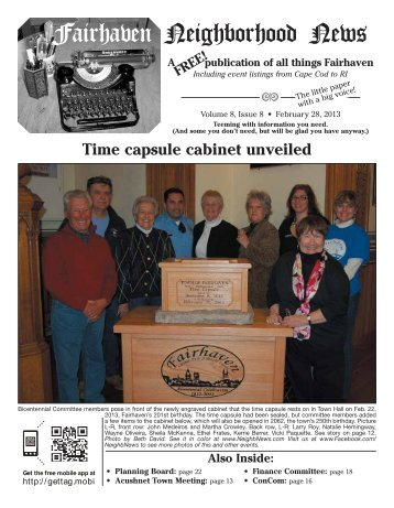 to download a copy of the 2/28/13 issue - Fairhaven Neighborhood ...