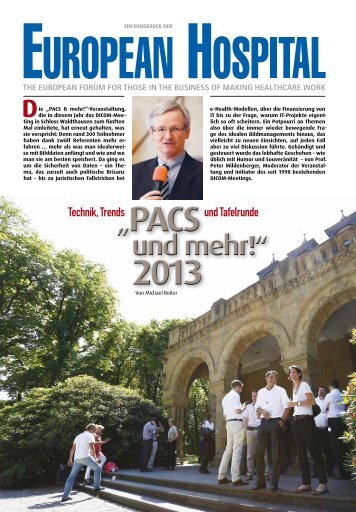 """""""PACS 2013 """"PACS 2013 - Expermed"""