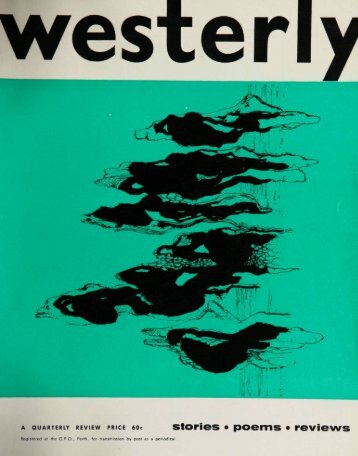 pdf download - Westerly Magazine