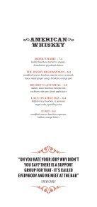 Drinks Menu (PDF) - The Wardrobe - Page 3