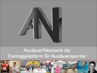 München Lauf Mit - Ausdauernetzwerk
