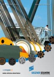 Sicherheit - Siegener Seilwerk