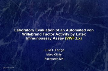 Laboratory Evaluation of an Automated Latex von ... - NASCOLA