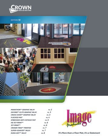 Image Catalog PDF - Crown Mats