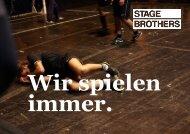 StageBrothers_01 Magazin als PDF herunterladen | ansehen