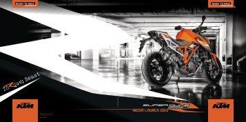 Neuheit 2014: LC8 1290 SuperDuke RA - Zweirad GRISSE ...