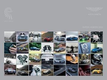 ASTON MARTIN 2013 - Salon de l'Auto