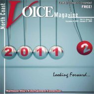 VOICE Vol. 11 - Issue 23 - North Coast Voice