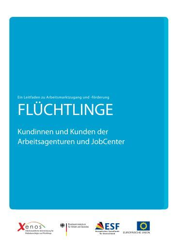 Leitfaden zu Arbeitsmarktzugang und - Vernetzung Flucht Migration ...