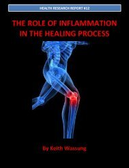 The role of Inflammation in the healing process - Advanced ...