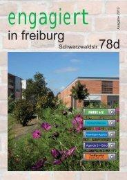 Ausgabe 2013 - Treffpunkt Freiburg