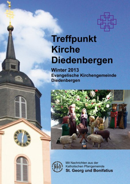 Gemeindebrief Winter color 2013.pub - Evangelische ...
