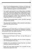 10. Aufräumen und Reinigen nach dem Hochwasser Das Haus ... - Page 3