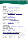 list of consultant ecologists list of consultant ... - Wiltshire Council - Page 2