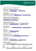list of consultant ecologists list of consultant ... - Wiltshire Council - Page 4