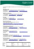 list of consultant ecologists list of consultant ... - Wiltshire Council - Page 6