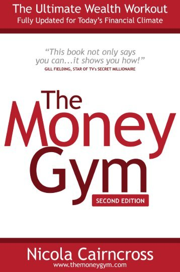 The Money Gym - Nicola Cairncross