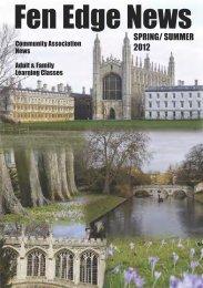 Download Spring 2012 - Fen Edge Community Association