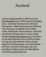Die Wiege der Kriese - Armin Kerber