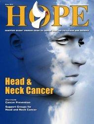 Head & Neck Cancer - Hope Magazine