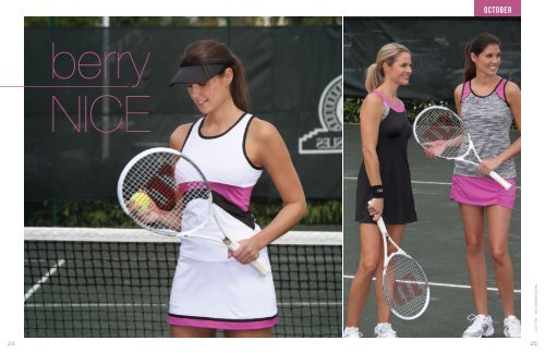 Berry Nice - Tail Activewear For Women