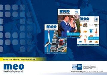 Mediadaten 2014 - Aschendorff Medien GmbH & Co. KG