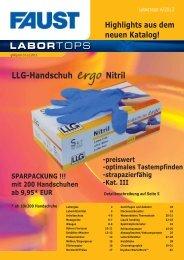 Broschüre downloaden - Faust Lab Science