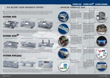 System 900 deutsch.qxd
