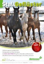 aktuelle Ausgabe - Uelzener Versicherungen