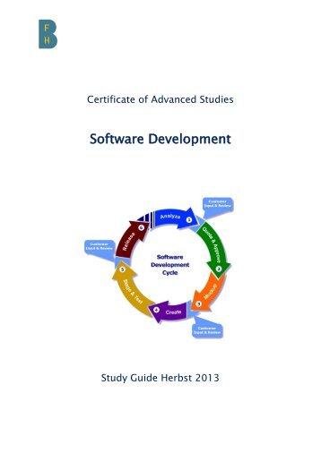 Software Development - Berner Fachhochschule Technik und ...