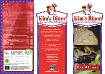 PDF-Download - Kim´s Diner