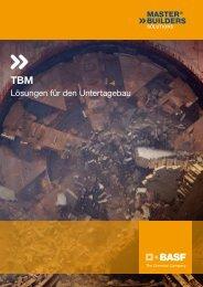 TBM - BASF Performance Products GmbH