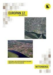 Protokoll des rückfragenkolloquiums - Europan