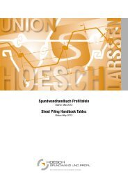 pdf (8.1 MB) - Hoesch Spundwand und Profil GmbH