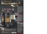 Sonderausgabe Weinfest 2013