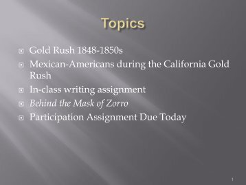 Hist 44 The Mexcian-American in United States History - Mario G ...