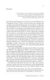 Vorwort - Wolfgang Fritz Haug