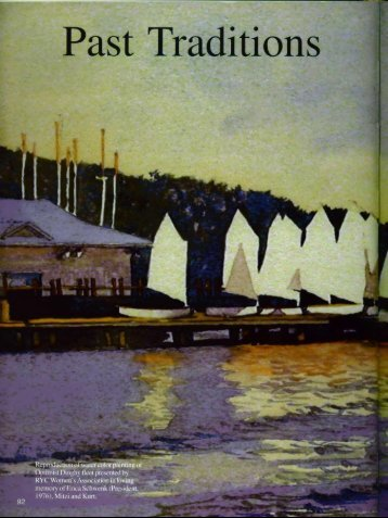 Regattas - Rochester Yacht Club