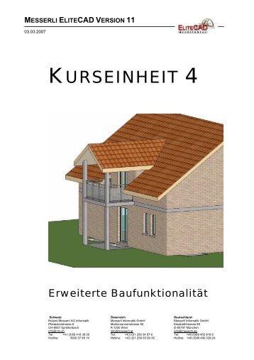 KURSEINHEIT 4
