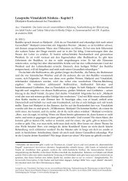 Leseprobe aus Kapitel 5 - Dr. Monika Dräger