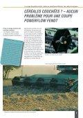 coupes à tapis powerflow - Fendt - Page 5