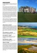 weitere Informationen zum Clubausflug finden Sie hier! - Golfschule ... - Seite 5