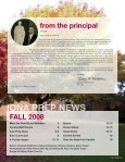2008 Fall Issue - Iona Preparatory School - Page 3
