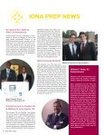 2008 Fall Issue - Iona Preparatory School - Page 6