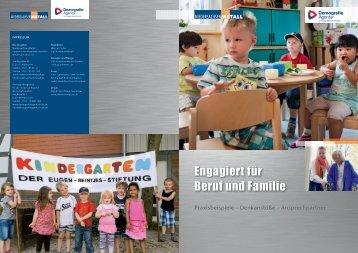 Engagiert für Beruf und Familie - NiedersachsenMetall